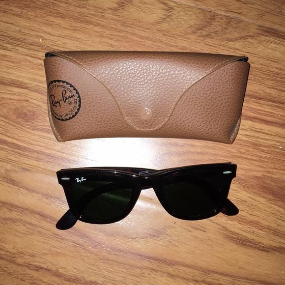 a51ee93378b Ray-Ban RB2140 OG Wayfarer Sunglasses. M 5ae9378036b9de205aca6018. Other  Accessories ...